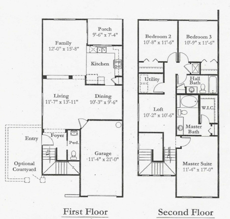 Three Bedroom 1
