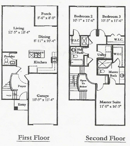 Three Bedroom 2